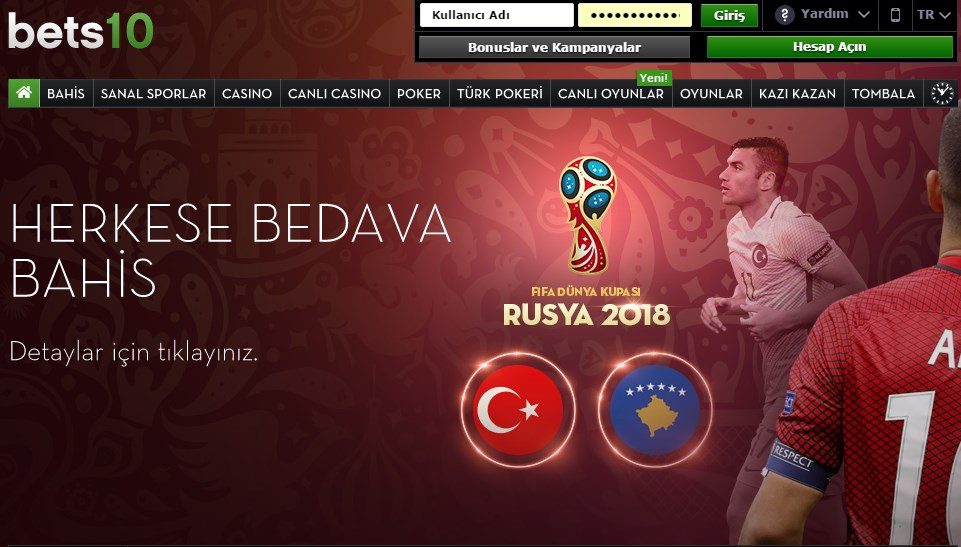 26BETS10.COM Yeni Adres