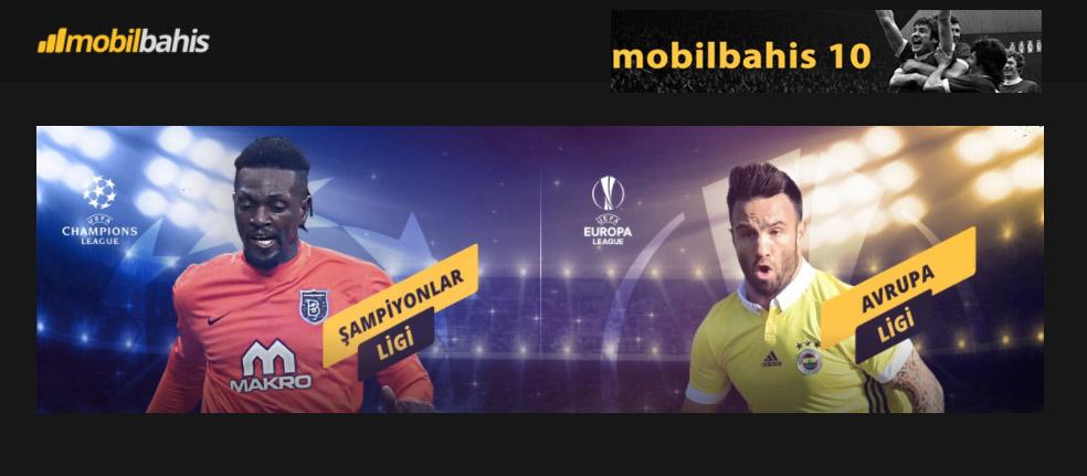 Avrupa Kupaları Elemelerine 75 TL Bedava Bahis