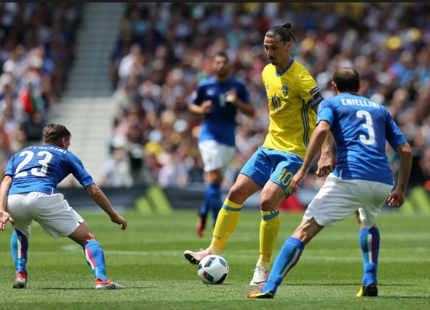 İsveç - İtalya 2018 Dünya Kupası Play Off Maçı Analizi