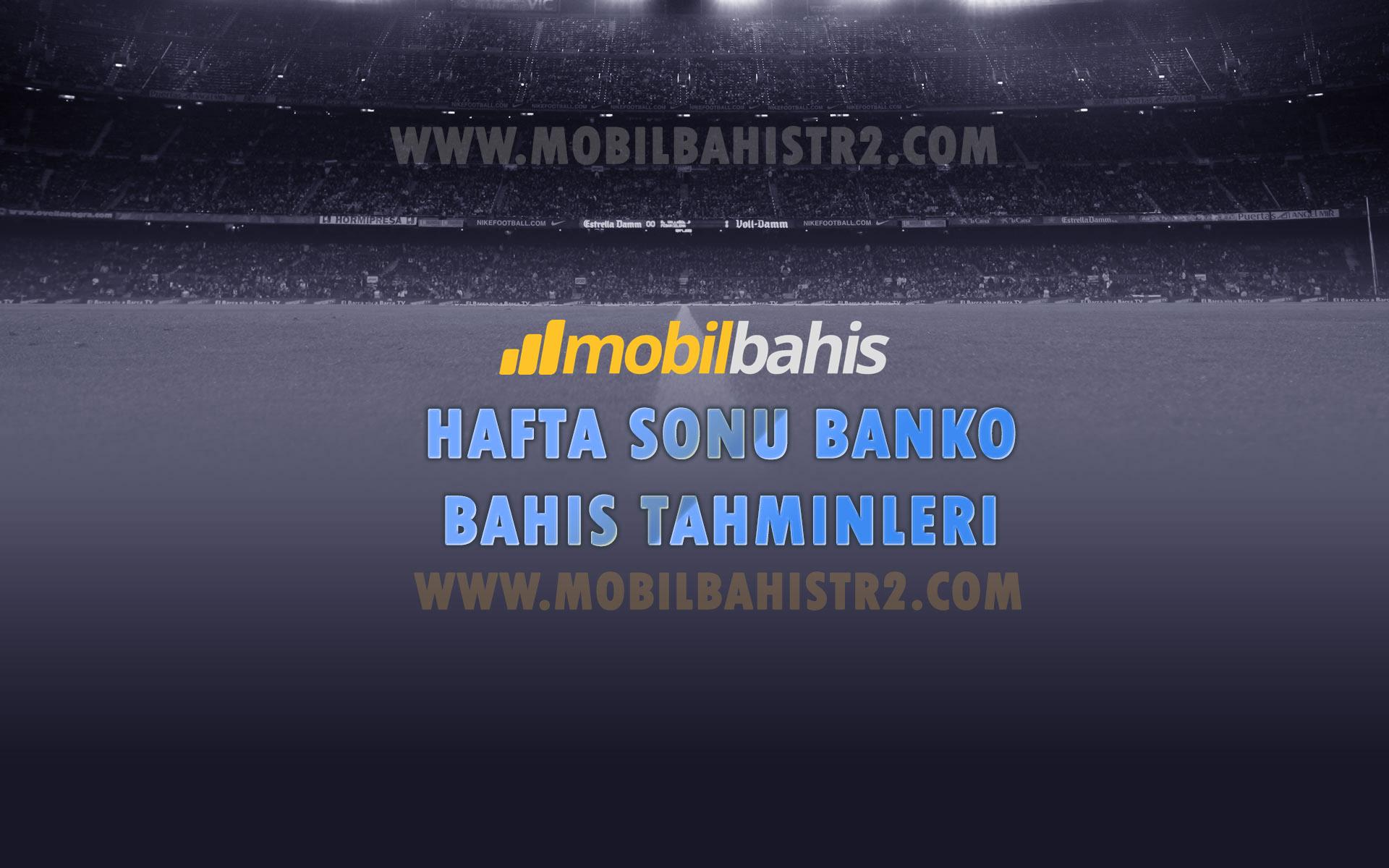 Hafta Sonu için Mobil Bahis Banko Kupon 23 Aralık 2017