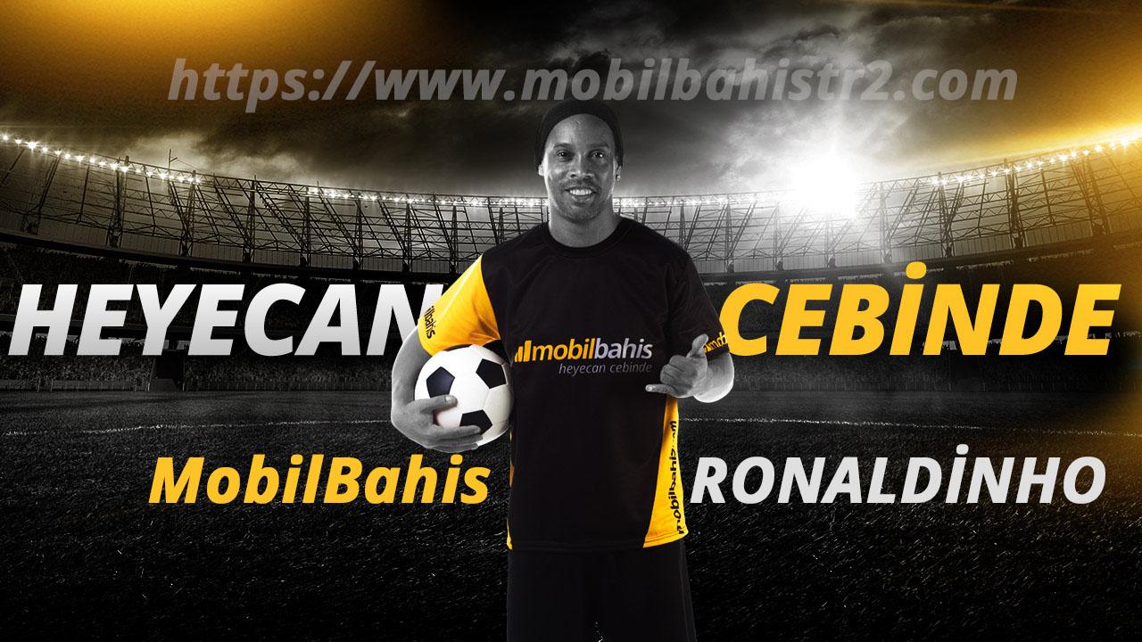 Mobilbahis Gururla Sunar İşte Karşınızda Ronaldinho