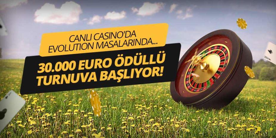 30.000 Euro Ödüllü Turnuva Başladı