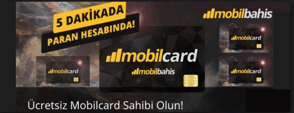 Mobil Kart Yani MobilCard Nedir?